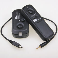 RW-221 Wireless Shutter Remote for OLYMPUS EP3 E-PL3 E-PL2 E-PM1 XZ1 EM5 SP810