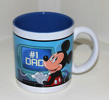 Mug Disney Mickey Mouse Dad Extra Large Christmas Father Daddy Gift Coffee Tea