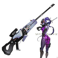 "New Overwatch Widowmaker Weapon Pistol PVC Gun 49"" Cosplay Props Accessory"