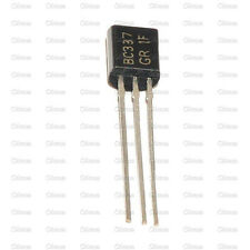 100PCS BC337 BC337-25 NPN TO-92 500MA 45V Transistor