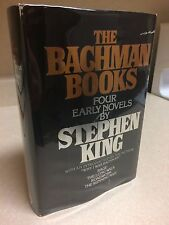 Stephen King The Bachman Books TRUE First Edition $19.95 NAL