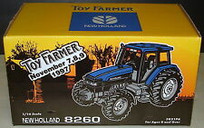 Ertl 1/16 New Holland 8260 Gemini Toy Farmer Ed #3031PA (1997) NIB