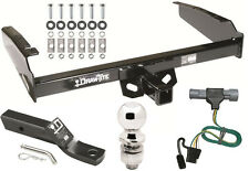 1997 FORD F-250 F-350 HEAVY DUTY COMPLETE TRAILER HITCH PACKAGE W/ WIRING KIT