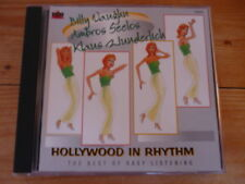 Hollywood in Rhythm - the Best of Easy Listening BILLY VAUGHN AMBROS SEELOS