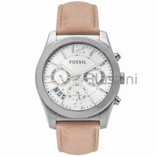 Fossil Original ES4080 Women's Perfect Boyfriend Light Brown Leather Watch 39mm