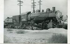 6A725 RP 1955 SOUTHERN PACIFIC RAILROAD ENGINE #106 STORED TAYLOR YARD