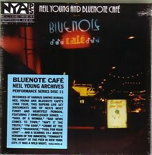 2 CD (NEU!) . NEIL YOUNG and Bluenote Cafe (live 1987/88 Blue Note mkmbh