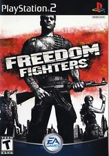 Freedom Fighters - Playstation 2 Game Complete
