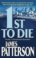 1st to Die by James Patterson (Paperback, 2002)