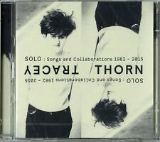 THORN TRACEY - SOLO SONGS AND COLLABORATIONS 1982-2015  -2   CD NUOVO SIGILLATO