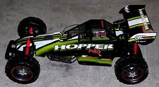 New Bright 1:5 Scale Pro Hopper Green Model 27 MHz & 4 Band Select Car Only A173