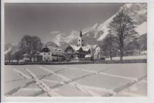 AK Ramsau am Dachstein, Foto-AK 1937
