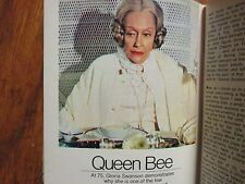 Feb. 23-1974  TV Guide(GLORIA  SWANSON/BLYTHE  DANNER/HEC  RAMSEY/RICHARD  BOONE