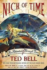 Nick of Time by Ted Bell (Paperback / softback)