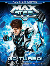 Max Steel: Go, Turbo! (DVD, 2015)