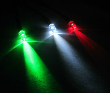 R/C Helicopter Plane Airplane - 3 Navigation LED Light Kit 5mm