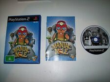 Maniac Mole Great Game For PS2