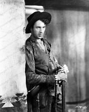 8x10 Film Negative Gary Cooper Wolf Song 1929 #1010397