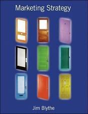 Marketing Strategy by Jim Blythe (Paperback, 2002)