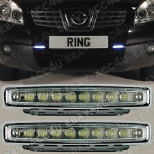 UK Brand BRL0379 Ring Car Cruise-Lite Ice White LED Daytime Running Light Lamp