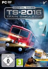 Train Simulator 2016 - PC Game - *NEU*