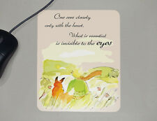 Little Prince - What is Essential is Invisible to the Eyes - Mouse Pad