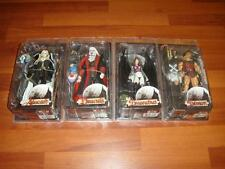 Castlevania Symphony of the Night SOTN NECA Action Figure KONAMI Belmont Alucard