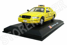 Ford Crown Victoria - New York Taxi - USA 1992 - 1/43