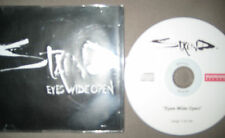Rare Promo CD Staind Eyes Wide Open Promotion Nu Metal Slipknot Seether Creed
