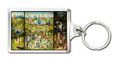 HIERONYMUS BOSCH - THE GARDEN OF EARTHLY DELIGHTS KEYRING LLAVERO