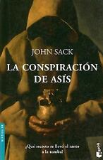La conspiracion de Asis (Bestseller (Booket Numbered)) (Spanish Edition)