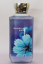 LOT 1 MOONLIGHT PATH BATH & BODY WORKS BODY FRAGRANCE WASH SHOWER GEL 10 FL OZ