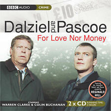 Dalziel and Pascoe : For Love Nor Money by Reginald Hill 2CDs Audio Book 2005