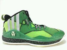 Adidas Wall 1 Bad Dream Basketball Sneaker Multi Green Neon Hip Mens US 8 UK 7.5