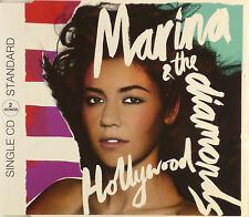 CD Maxi-Marina & The Diamonds-HOLLYWOOD - #a2112 - RAR