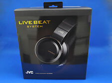 JVC HA-SZ2000 LIVE BEAT System Stereo Headphone Japan Domestic Version New