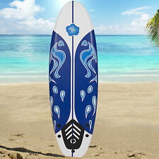 Surfboard 6' Foamie Board Surfboards Surfing Surf Beach Ocean Body Boarding