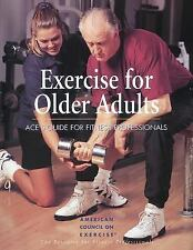 Exercise for Older Adults, American Council on Exercise, 088011942X, Book, Accep