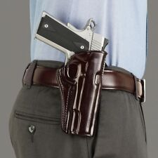 "Galco CCP Paddle Holster 1911 5 "",  Right Hand Havana  #CCP212H"