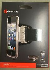 Griffin Fast Clip Armband with Case for iPod Touch 5th Generation  NEW SEALED