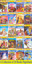 Thea Stilton Books Set -  A Collection of 20 Brand New Books  by Elizabetta Dami