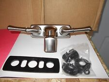 *RV TUB FAUCET WITH DIVERTER FOR SHOWER WITH LEVER HANDLES