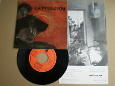 LA FUNDACION- Repeticion SINGLE 3 CIPRESES 1983 Punk GOTH Dark Wave MAR OTRA VEZ
