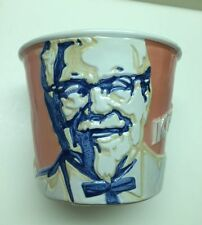 KFC Kentucky Fried Chicken  BUCKET BANK LOUISVILLE STONEWARE LIMITED EDITION HTF