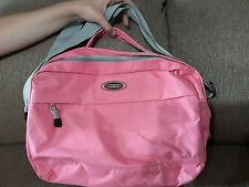 urban gear travelers club carry on duffel bag girls kids  pre-owned