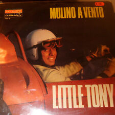"LP - LITTLE TONY - ""MULINI A VENTO""  -"