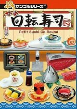 Re-Ment Miniature Petit Sample ❤ Sushi Go Around 8 Full Set
