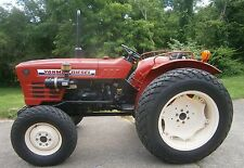 MUSEUM-QUALITY YANMAR YM336D TRACTOR FOR SALE 244 ORIGINAL HOURS
