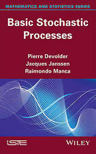 Basic Stochastic Processes, Pierre Devolder