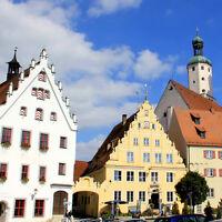 4 Tage Urlaub Schwabenland Wellness Hotel Gut Wildbad Wemding Kurzreise Augsburg